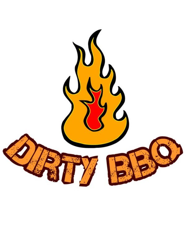 dirty bbq logo