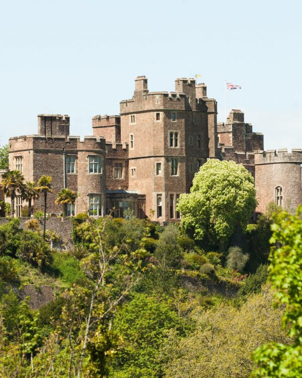 dunster castle wedding venue
