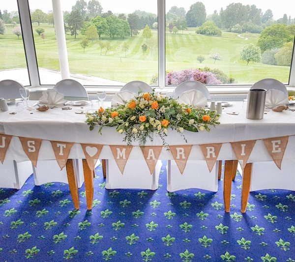 pickeridge golf club wedding venue