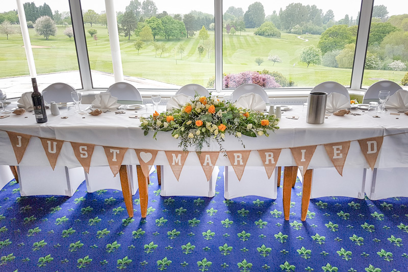 pickeridge golf club wedding venue