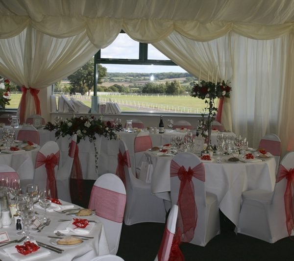 taunton racecourse wedding venue