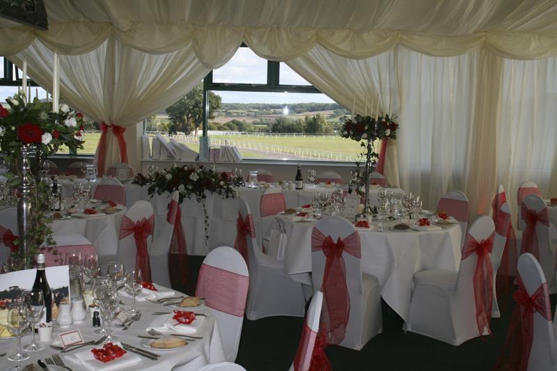 taunton racecourse wedding venue