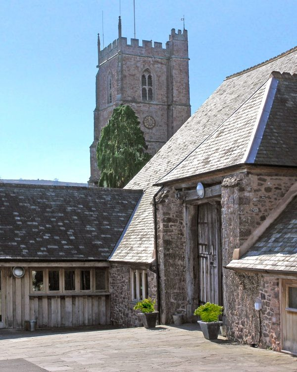 tithe barn dunster wedding venue