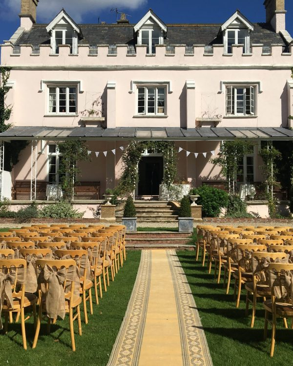woodlands castle wedding venue
