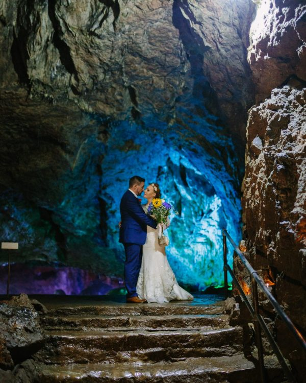 wookey hole wedding venue