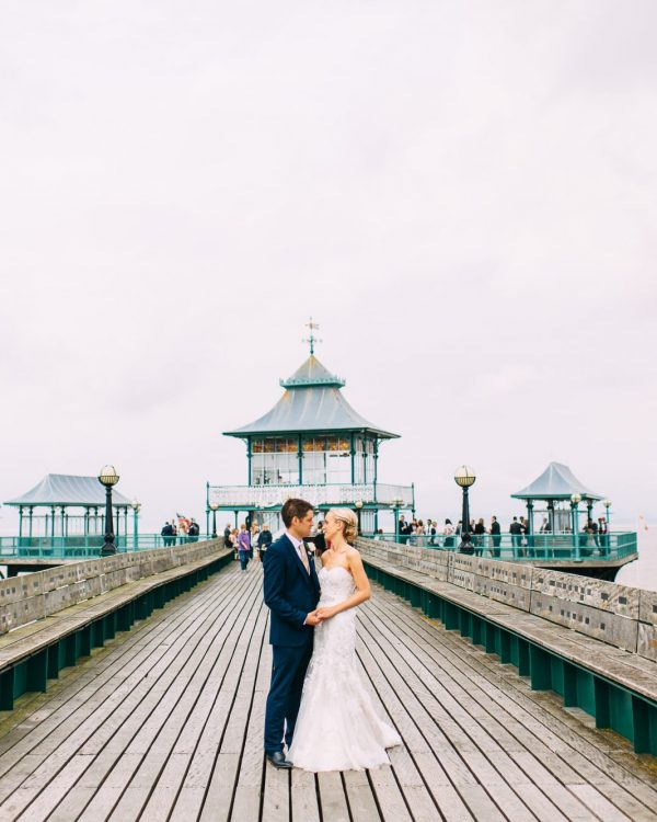 clevedon pier wedding venue