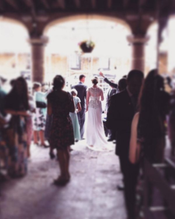 market house castle cary wedding