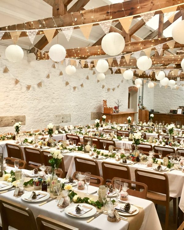 silk mill from wedding venue