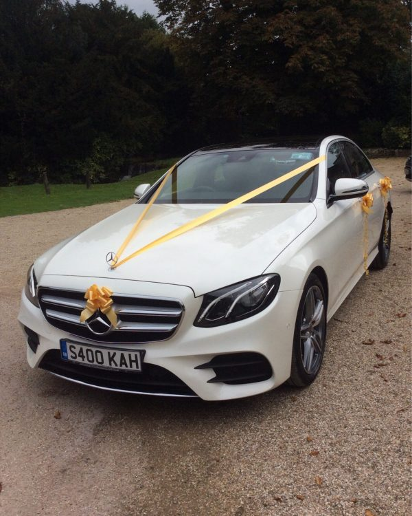 silverline wells wedding car
