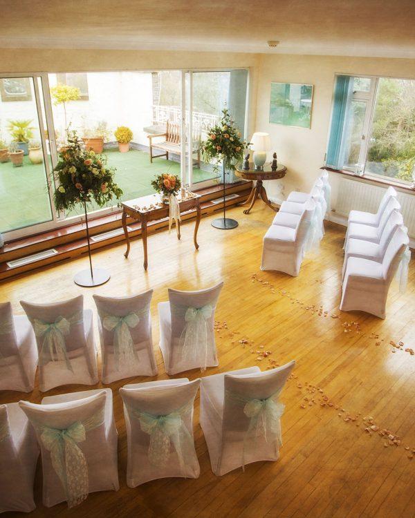 the castle taunton wedding venue