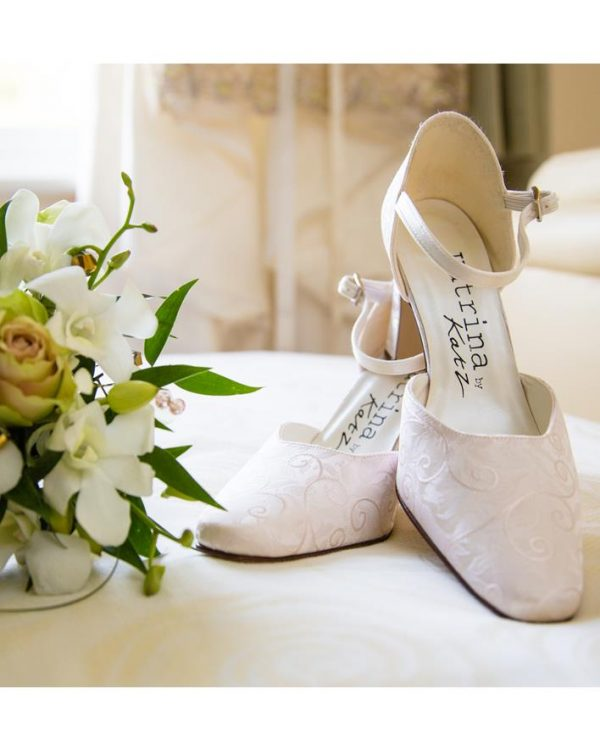 sarahs bridal wardrobe wedding shoes and flowers