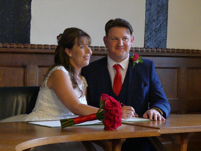 Myth-Busting Your Somerset Register Office Civil Ceremony
