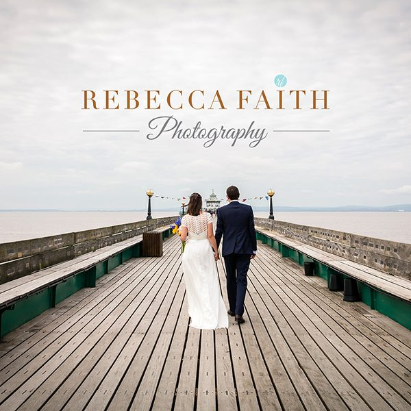 rebecca faith couple on clevedon pier