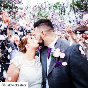 couple kissing aldwick estate instagram somerset wedding