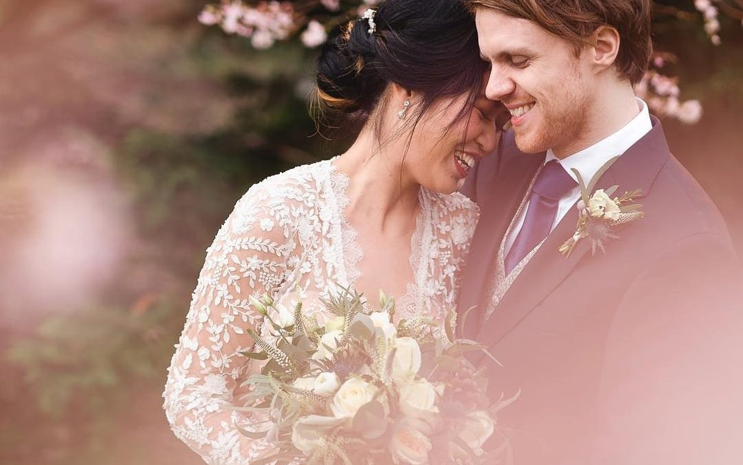 Pink Weddings – Our January Instagram Theme