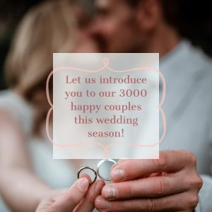 somerset wedding service instagram campaign