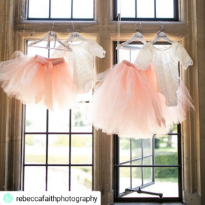 rebecca faith photography pink tutus somerset wedding instagram