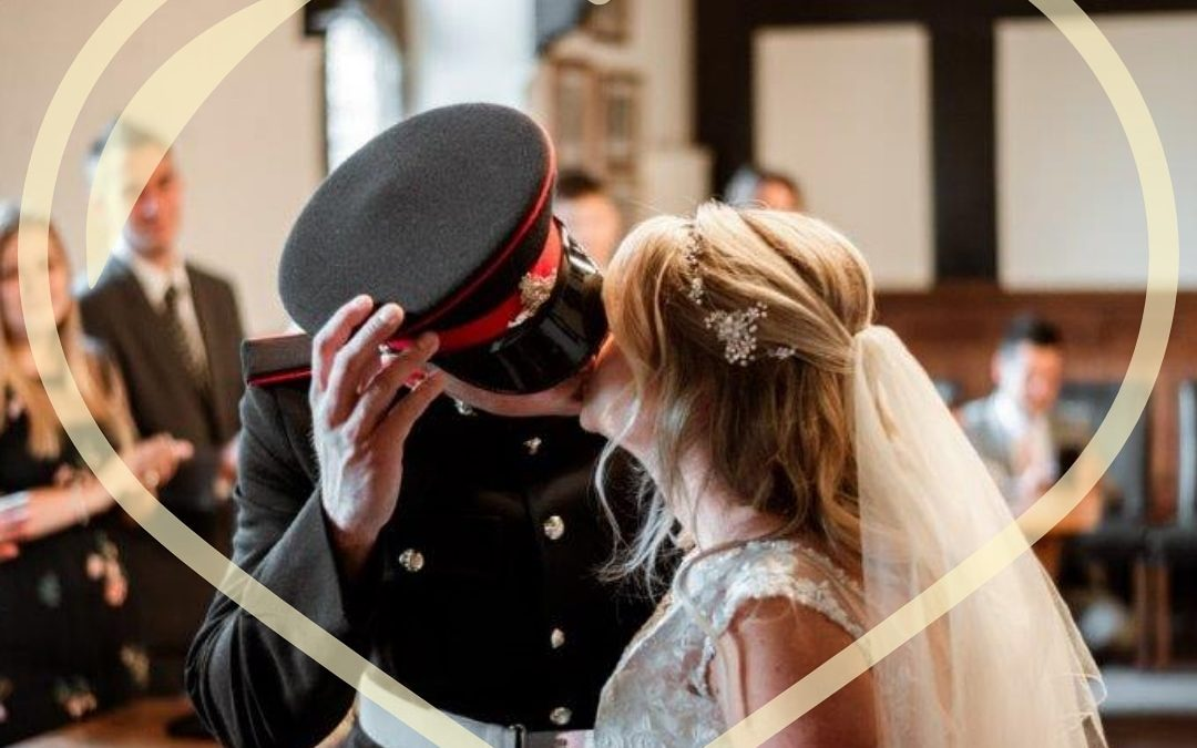 Somerset Wedding Kisses: Our Valentine's Instagram Theme