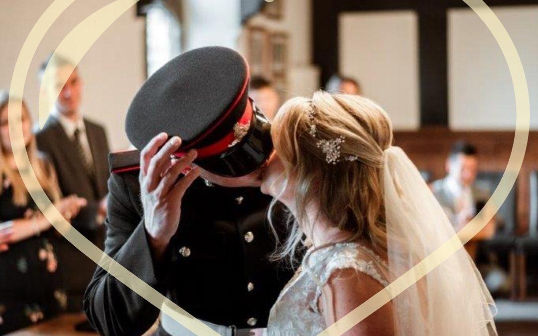Somerset Wedding Kisses: Our Valentine's Instagram Theme